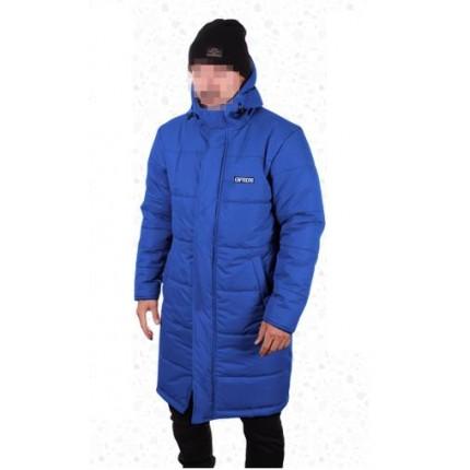 Зимняя куртка Gifted синяя