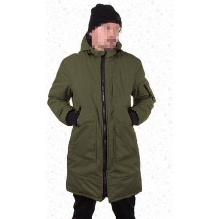 Зимняя куртка Gifted хаки