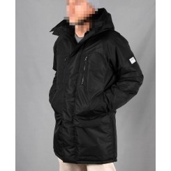 Зимняя куртка Gifted78 #207 черная
