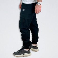 Брюки Cool Penguin #1713.10T черные джинсовые
