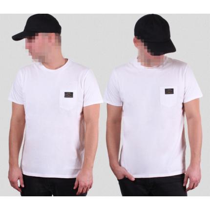 Белая футболка Gifted с карманом